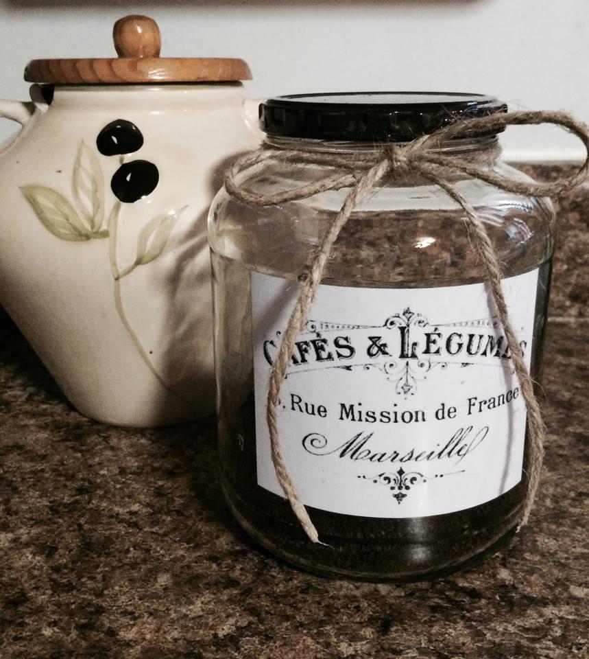 Cafes Jars